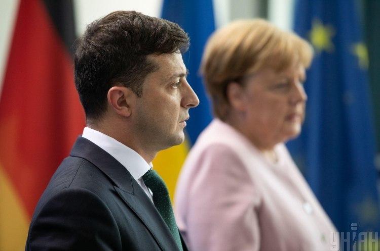 Розпочалася чотиристороння зустріч у рамках «нормандського саміту»