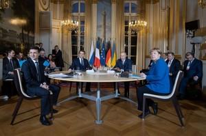 Висновки Паризького саміту в нормандському форматі