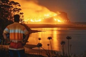 2 млн га лісу згоріло в Австралії, пожежі посилюються, в країні оголошено надзвичайний стан