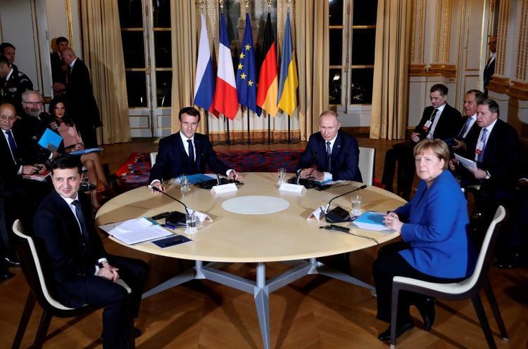 «Нормандські» переговори продовжилися після зустрічі Зеленського і Путіна (ОНОВЛЕНО)