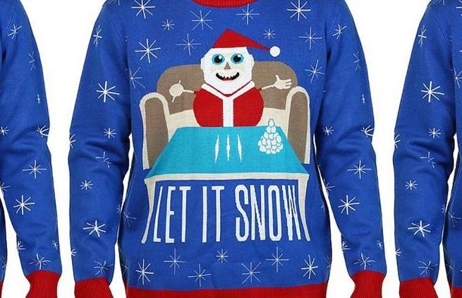 Walmart вибачився за різдвяний светр з пропагандою кокаїну