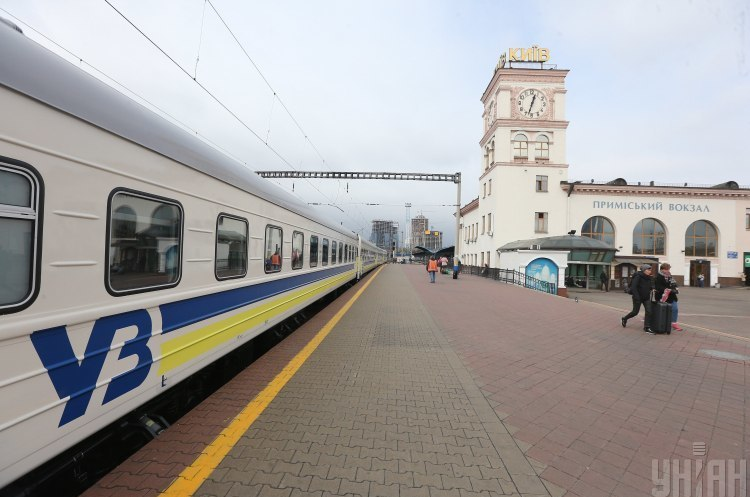 «Укрзалізниця» станом на жовтень перевезла у Європу майже 500 000 пасажирів