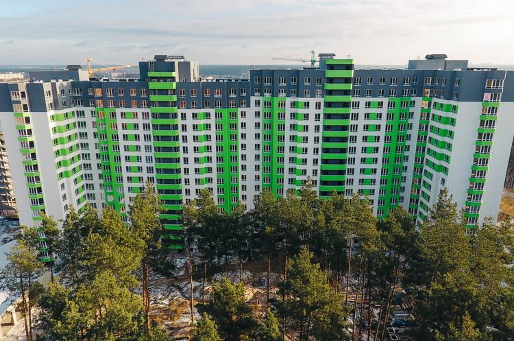 Кращим житловим комплексом року передмістя визнано ЖК «City Park» від БГ «Синергія» – IBUILD-2019