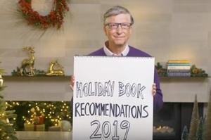 5 литературных предпочтений этой зимы от Билла Гейтса