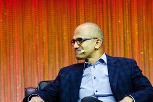 FT назвала главу Microsoft людиною року