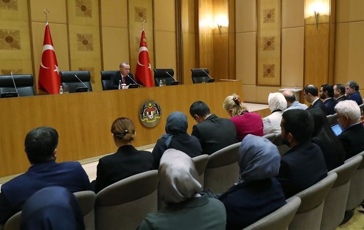 Туреччина погрожує США «дзеркальною» відповіддю на санкції проти «Турецького потоку»