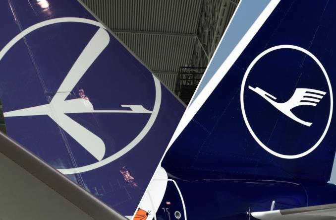 Поляки судяться з Lufthansa через логотип у вигляді журавля