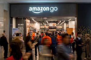 Amazon буде розпізнавати покупців за сканом долоні
