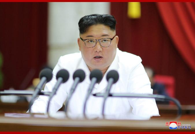 Кім Чен Ин хоче захищатися «наступальними заходами»