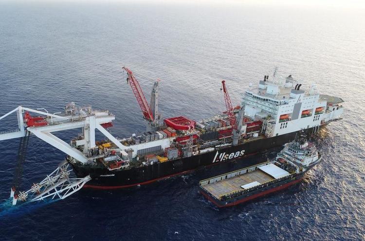 Санкції блокують прискорення будівництва «Північного потоку – 2»