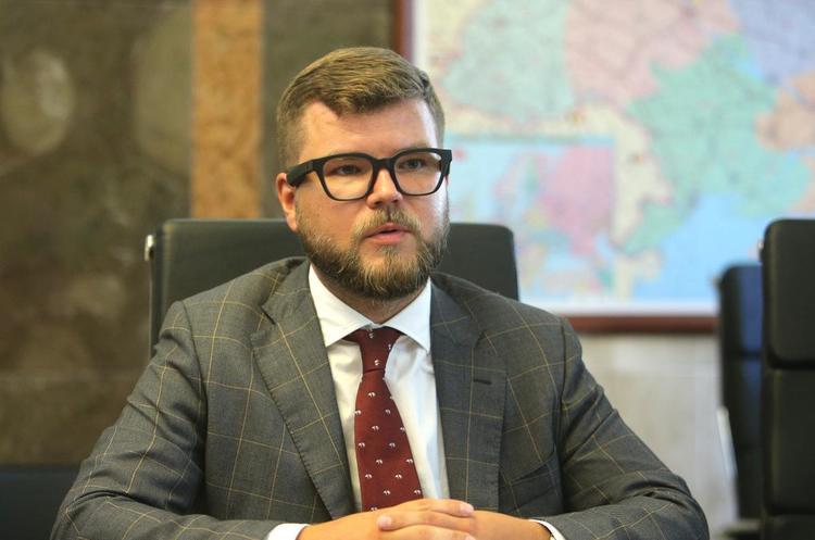 Кравцов залишає пост глави «Укрзалізниці»