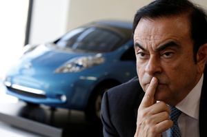 Колишній глава Renault-Nissan Карлос Гон втік з Японії в ящику для музичних інструментів