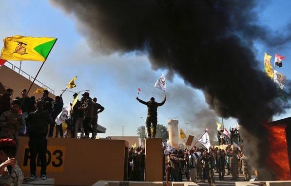 Помпео скасував свій візит в Україну через заворушення в Багдаді