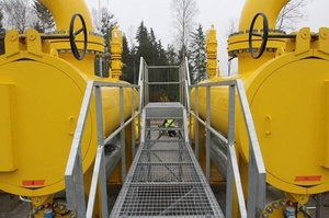 Російський «Газпром» перестав бути єдиним постачальником газу у Фінляндію