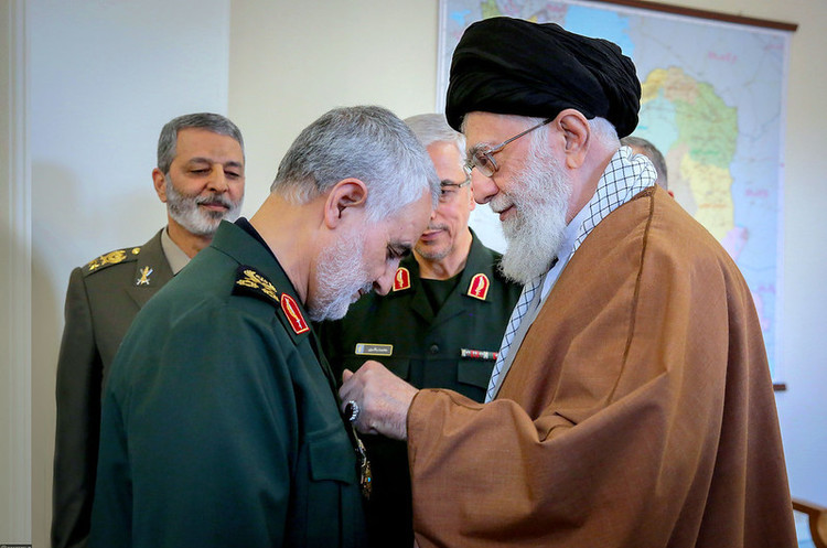 Під час удару по аеропорту Багдада загинув іранський генерал, Тегеран пообіцяв помститись