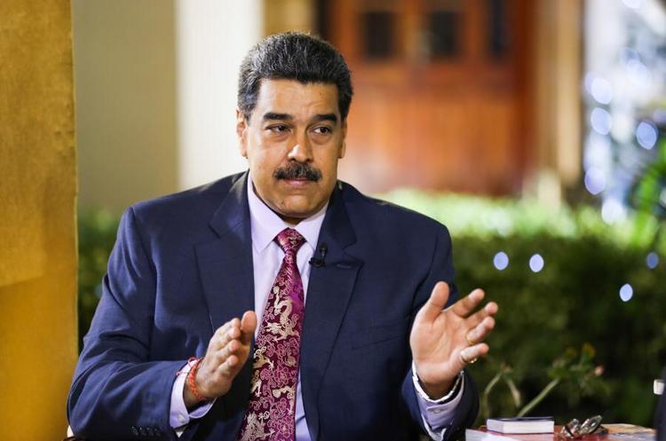 Мадуро вирішив продавати нафту за криптовалюту