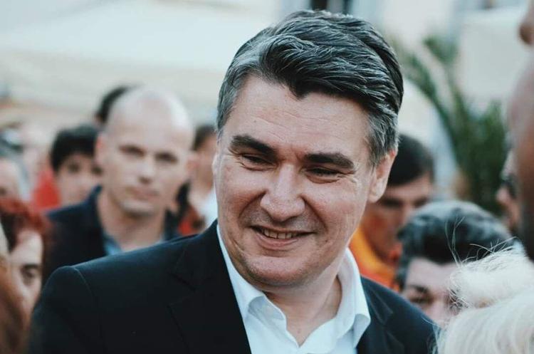 Новим президентом Хорватії став колишній прем'єр Зоран Міланович