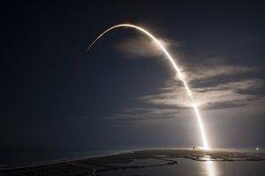SpaceX вивела на орбіту ще 60 супутників  для «глобального інтернету»
