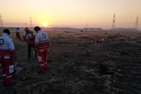 В Ірані розбився український Boeing 737, на борту було до 180 осіб – ЗМІ (ФОТО+ВІДЕО)