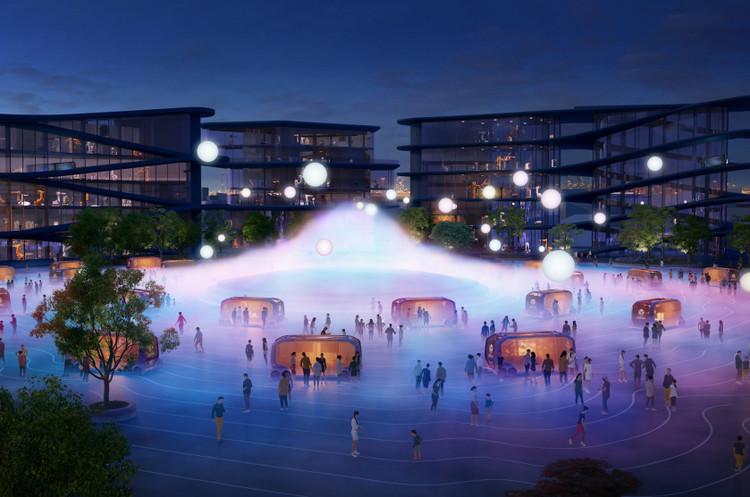 Toyota планує збудувати «розумне» місто, населене людьми й роботами