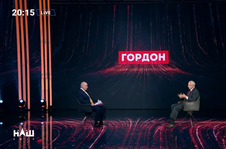 Нацрада оштрафувала телеканал «Наш» за інтерв'ю з Азаровим