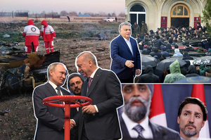 Геополитический обзор недели: авиакатастрофа в Иране, протесты в Абхазии и мирный диалог в Ливии