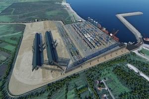Грузія шукає інвестора на будівництво гігантського порту в Чорному морі вартістю $2,5 млрд