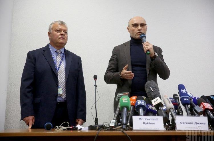 Український «боїнг» отримав  дозвіл на зліт та не відхилявся від курсу, заданого диспетчером – МАУ
