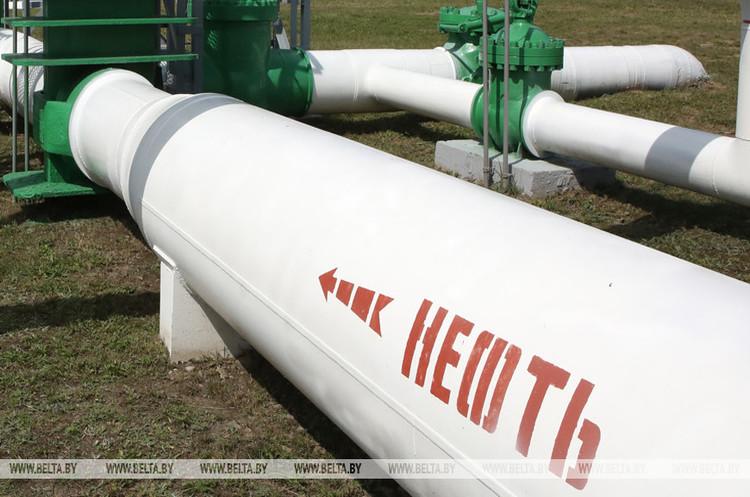 Білорусь та Росія не змогли домовитися щодо тарифів на транзит російської нафти