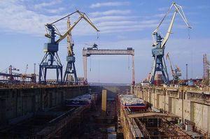 Прокуратура арештувала майно суднобудівного заводу «Океан»