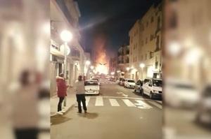 В Іспанії відбувся вибух на нафтохімічному заводі, є загиблий та постраждалі (ВІДЕО)
