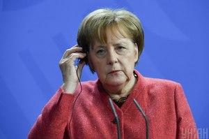 Меркель: Українська ГТС потребує інвестицій і підвищення конкурентоздатності