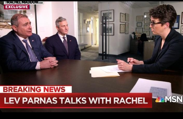 Трамп «точно знав», як здійснюється тиск на українських чиновників, щоб розпочати розслідування  – Парнас