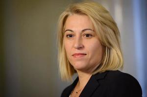 Очільниця Мінрозвитку громад та територій Альона Бабак подала заяву про відставку