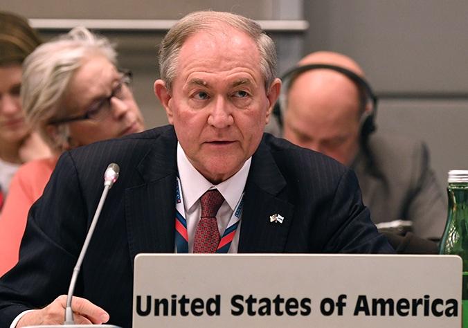 США в ОБСЄ виступили за вибори в ОРДЛО після виводу військ РФ і повернення Україні контролю над кордоном