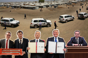 Геополитический обзор недели: самоизоляция РФ, китайско-американское перемирие и немецкая экспансия в украинскую инфраструктуру