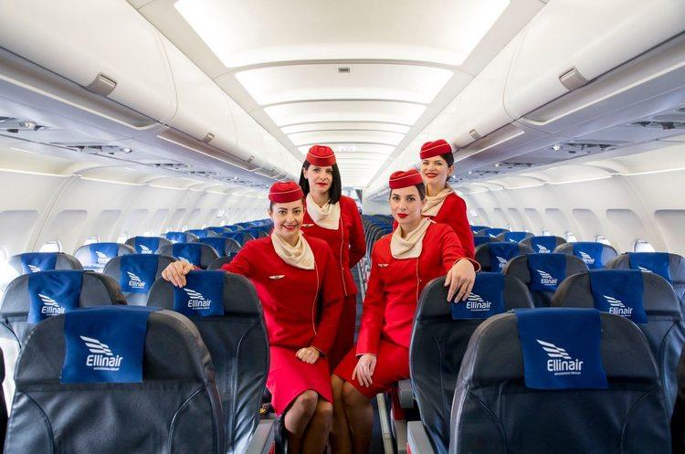 Аеропорт «Київ» розпочинає співпрацю з грецького авіакомпанією Ellinair