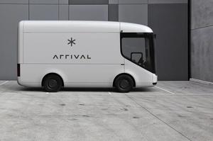 Британський стартап з випуску електровантажівок Arrival оцінили в 3 млрд євро