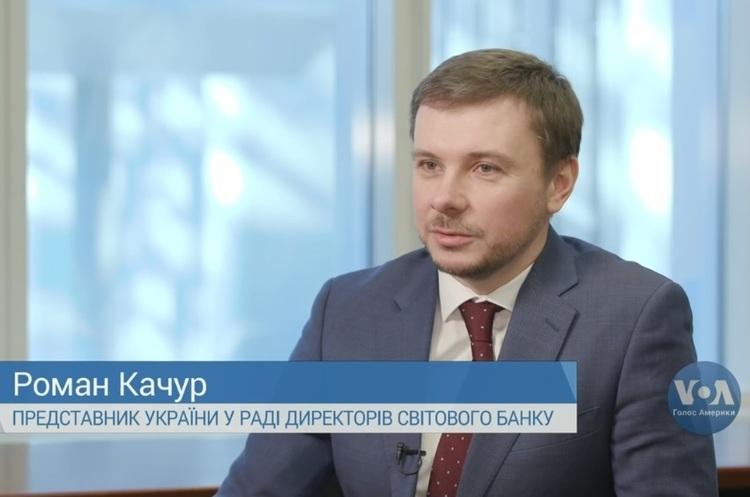 Міжнародні фінансові установи не зможуть працювати в Україні в разі відставки Гончарука