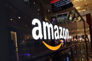 Наступний рівень: Amazon дозволить покупцям розплачуватися дотиком долоні