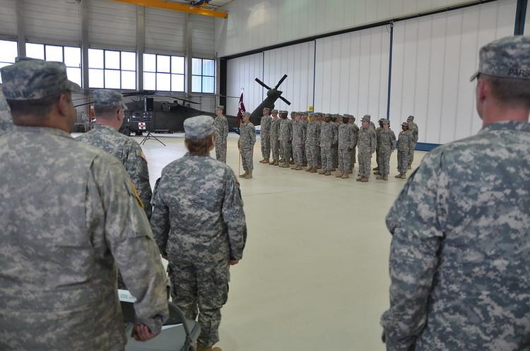 США отримали попередження про потенційну атаку на американські війська в Німеччині – Newsweek