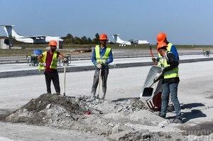 Тендер на будівництво аеропорту у Дніпрі виграла фірма з головним офісом у Москві (ОНОВЛЕНО)