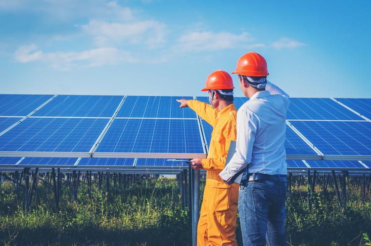 Японська Marubeni і французька Total побудують в Катарі гігантську сонячну електростанцію