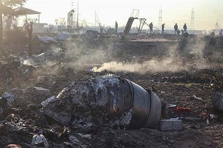 Іран визнав, що український Boeing було збито двома ракетами ЗРК «Тор-М1» російського виробництва