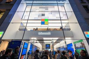 Microsoft інвестує $1 млрд в технології очищення повітря від вуглецю