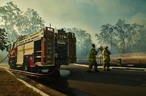 В Австралії евакуюють частину столиці через відновлення лісових пожеж