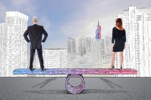 Жінки отримують на 60% меншу зарплату, ніж чоловіки на аналогічній роботі – доповідь ВЕФ