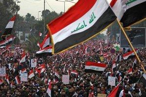 Тисячі іранців вийшли на мітинг проти військової присутності США в країні