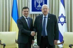 Товарообіг між Україною та Ізраїлем має зрости до $2 млрд  - Зеленський