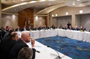 Зеленський: Україна хоче бути економічно ліберальною країною і мати великі інвестиції